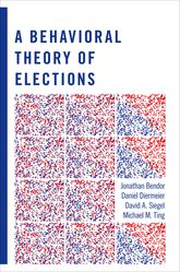 A Behavioral Theory of Elections$