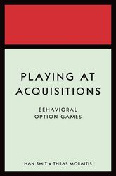 Playing at AcquisitionsBehavioral Option Games