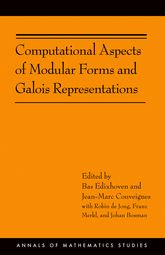 Computational Aspects of Modular Forms and Galois RepresentationsHow One Can Compute in Polynomial Time the Value of Ramanujan's Tau at a Prime (AM-176)$
