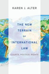 The New Terrain of International LawCourts, Politics, Rights$