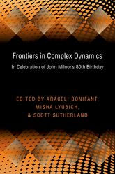 Frontiers in Complex DynamicsIn Celebration of John Milnor's 80th Birthday