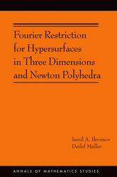 Fourier Restriction for Hypersurfaces in Three Dimensions and Newton Polyhedra (AM-194)$